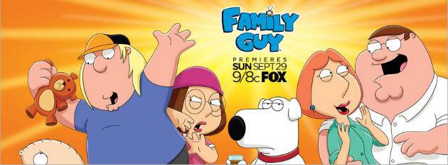 Family Guy Premiere