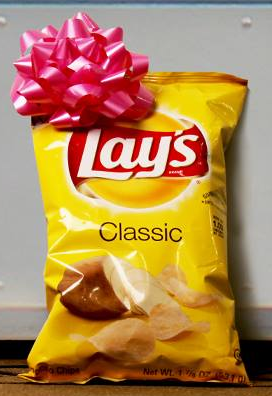 Lay S Releases Chocolate Dipped Chips