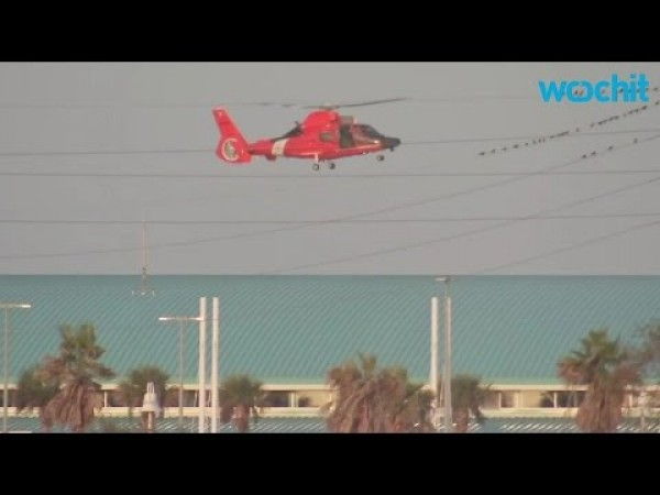 Apache Helicopter Crash In Galveston Bay Takes Two Lives